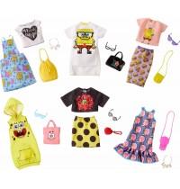 Mattel - Barbie Fashions Komplettes Outfit Lieblingsmarken Sortiment
