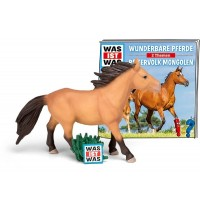 Tonies - WAS IST WAS - Wunderbare Pferde/Reitvolk Mongolen