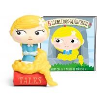 Tonies - 5 Lieblings-Märchen - Rapunzel und weitere Märchen
