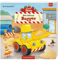Coppenrath Verlag - Little Town: Der kleine Bagger