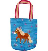 Die Spiegelburg - Mein kleiner Ponyhof - Täschchen, blau