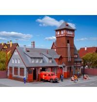 H0 Feuerwehr-Magazin Hersteller : Vollmer