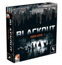 ES Blackout Hong Kong