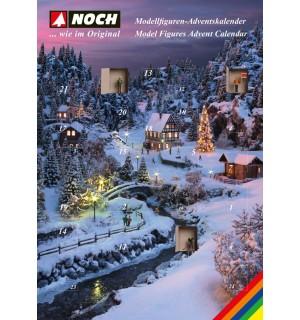 Figuren-Adventskalender N 2018