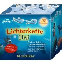 Die Spiegelburg - Captn Sharky - Lichterkette Hai