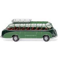Wiking - Reisebus, Setra S8 - dunkelgrün/resedagrün