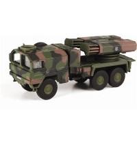 Schuco - MAN 7t gl KAT1 Raketenwerfer Lars II Bundeswehr, 1:87