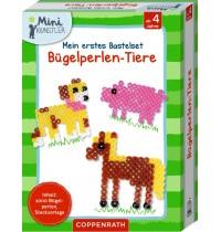 Coppenrath Verlag - Mini-Künstler - Mein erstes Bastelset: Bügelperlen-Tiere