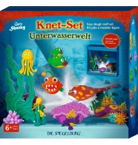 Die Spiegelburg - Captn Sharky - Knet-Set Unterwasserwelt