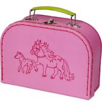 Die Spiegelburg - Mein kleiner Ponyhof - Spielkoffer (gesticktes Pony)