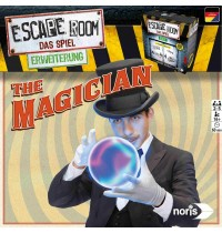 Noris Spiele - Escape Room Magician