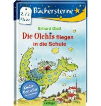 Oetinger - Die Olchis fliegen in die Schule