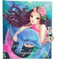 Depesche - Fantasy Model - Tagebuch mit Schloss Motiv 1, Delfin