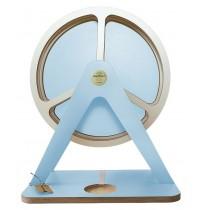 GlückAufRad Blau passend für Hörspielfiguren mit Magnetfuß