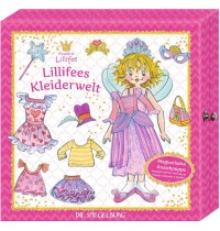 Die Spiegelburg - Prinzessin Lillifee - Magnetische Anziehpuppe Lillifees Kleiderwelt