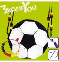 Busch -Made by you - Fußballtasche mit Armband