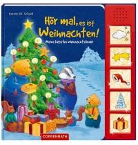 cCoppenrath Verlag - Hör mal, es ist Weihnachten! Weihnachtslieder Soundbuch