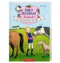 Coppenrath Verlag - Pony-Internat Kirschental (Bd. 1) - Ein Glückspferd für Emma