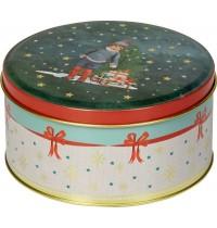 Die Spiegelburg - Schöne Weihnachtszeit! Plätzchendose