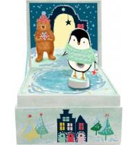 Die Spiegelburg - Fröhliche Weihnachten - Kleine Spieluhr - (Leise rieselt der Schnee)