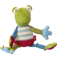 sigikid - Patchwork World - Mini Frosch