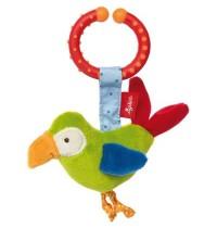sigikid - Newborn Activity - Anhänger Papagei
