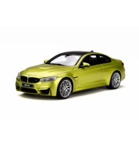 1/18 BMW M4 Competition Austin Yellow