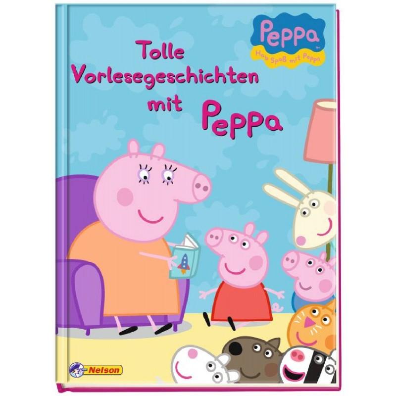 Nelson Verlag Peppa Wutz Tolle Vorlesegeschichten Mit