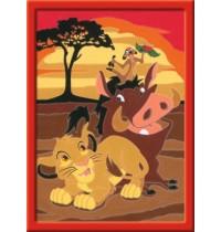 DLK:Der König der Löwe MnZ So