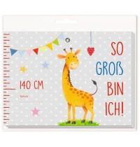 Coppenrath -  BabyGlück - Messlatte: So groß bin ich!