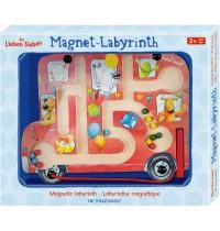 Die Spiegelburg - Die Lieben Sieben - Magnet-Labyrinth Lustige Busfahrt