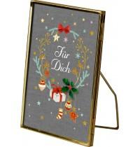 Die Spiegelburg - Schöne Weihnachtszeit! Bilderrahmen (für 10 x 15 cm)