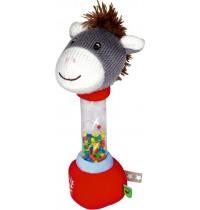 Die Spiegelburg - Baby Glück - Regenrassel Esel