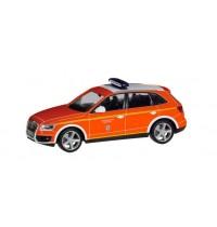 Audi Q5 Kommandowagen, FW Ing