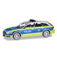 Audi A6 Avant, Polizei Baden-