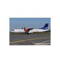 ATR-72 SAS Scandinavian Airli