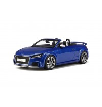 1/18 Audi TT RS Roadster Sepang Blue, Limitiert auf 500 Stück