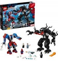 LEGO Marvel Super Heroes - 76115 Spider Mech vs. Venom