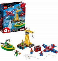 LEGO Marvel Super Heroes - 76134 Spider-Man: Diamantenraub mit Doc Ock