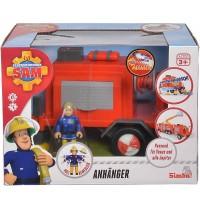 Simba - Feuerwehrmann Sam - Sam Anhänger mit 1 Figur