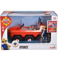 Simba - Feuerwehrmann Sam - Sam Hydrus mit 1 Figur