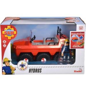 Simba - Feuerwehrmann Sam - Sam Hydrus mit 1 Figur_Simba_4006592035891