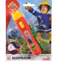 Simba - Feuerwehrmann Sam - Sam Light Projector