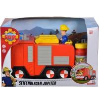 Simba - Feuerwehrmann Sam - Sam Seifenblasen Jupiter