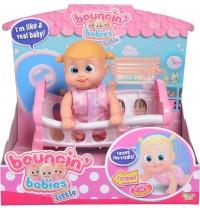 Simba - Bouncin Bonny - Little Bonny mit Wiege