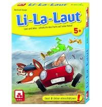 Nürnberger Spielkarten - Li-La-Laut