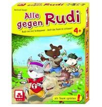 Nürnberger Spielkarten - Alle gegen Rudi