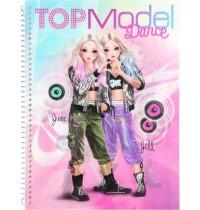 Depesche - TOPModel - DANCE Sticker &amp -  Design Fun