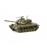 Schuco - M47G Kampfpanzer Bundeswehr, 1:87