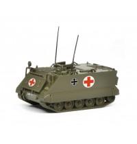 Schuco - M113 Sanitätspanzer Bundeswehr, 1:87